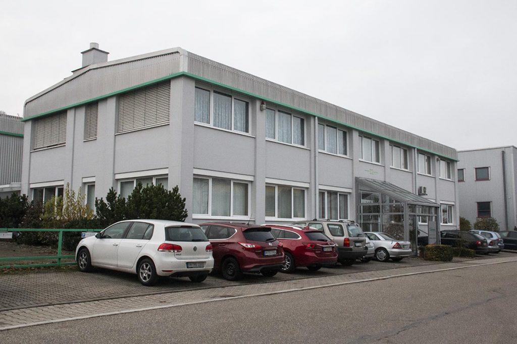 Firmenstandort Aupperle GmbH, Internationale Spedition in Mühlacker